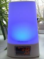 Умный световой будильник рассвет Medisana WL450
